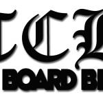 TCB ski board and bike logo